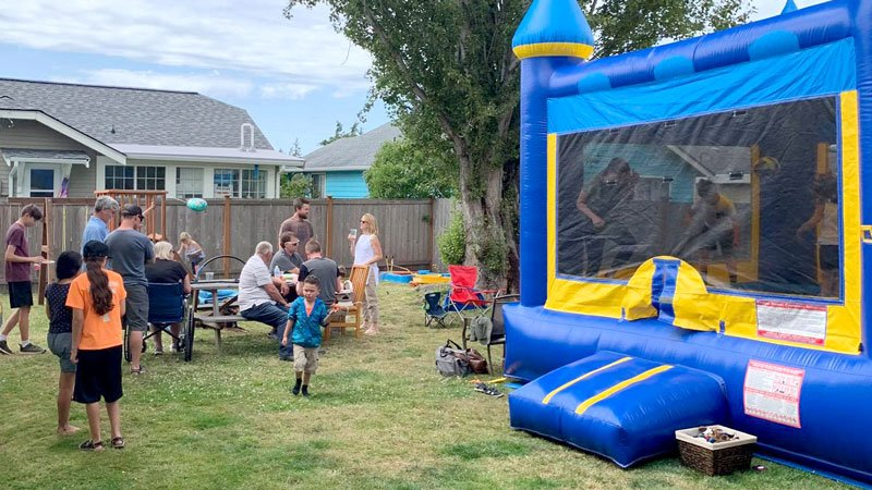 Epic Events with Bounce Houses